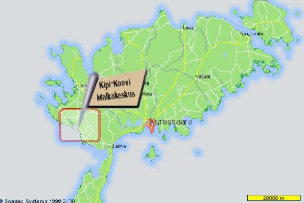 Saarenmaan Kartalla